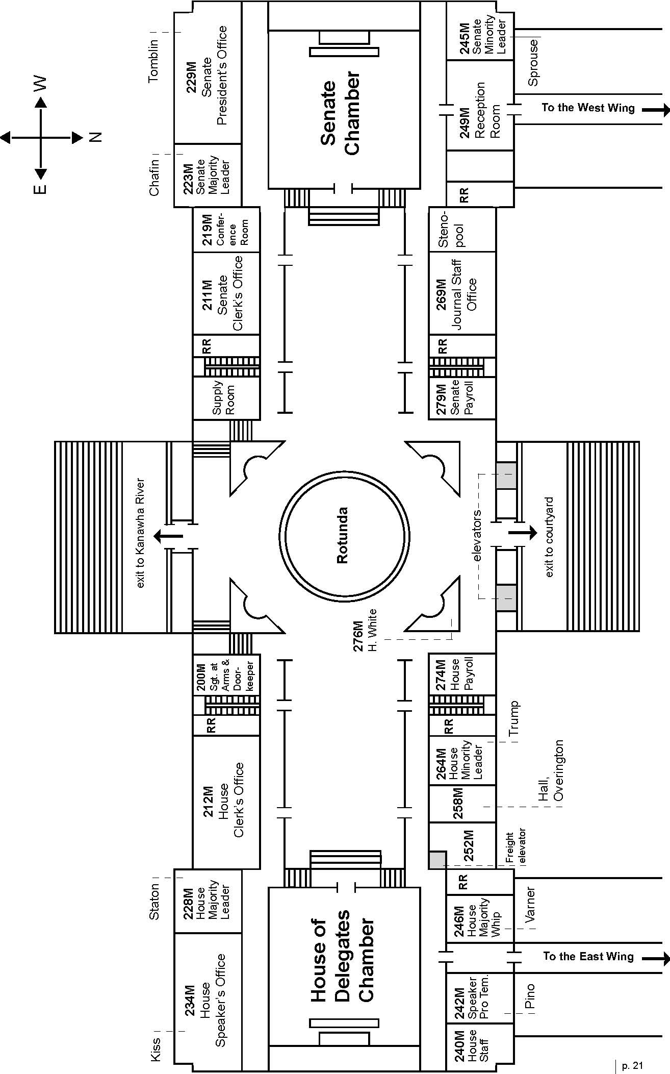 Capitol Complex Map Map Directions Parking Map Other Maps US - Us congress building map