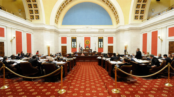 Image result for wv senate