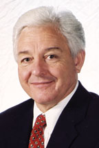 WV Senate Finance Committee Chairman Walt Helmick