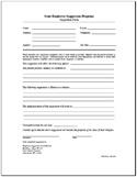 West Virginia State Employee Suggestion Program
